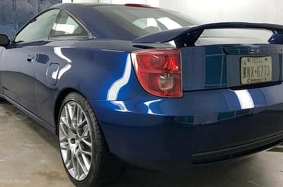 Инженер Toyota построил заднеприводную Celica с 4,3-литровым V8