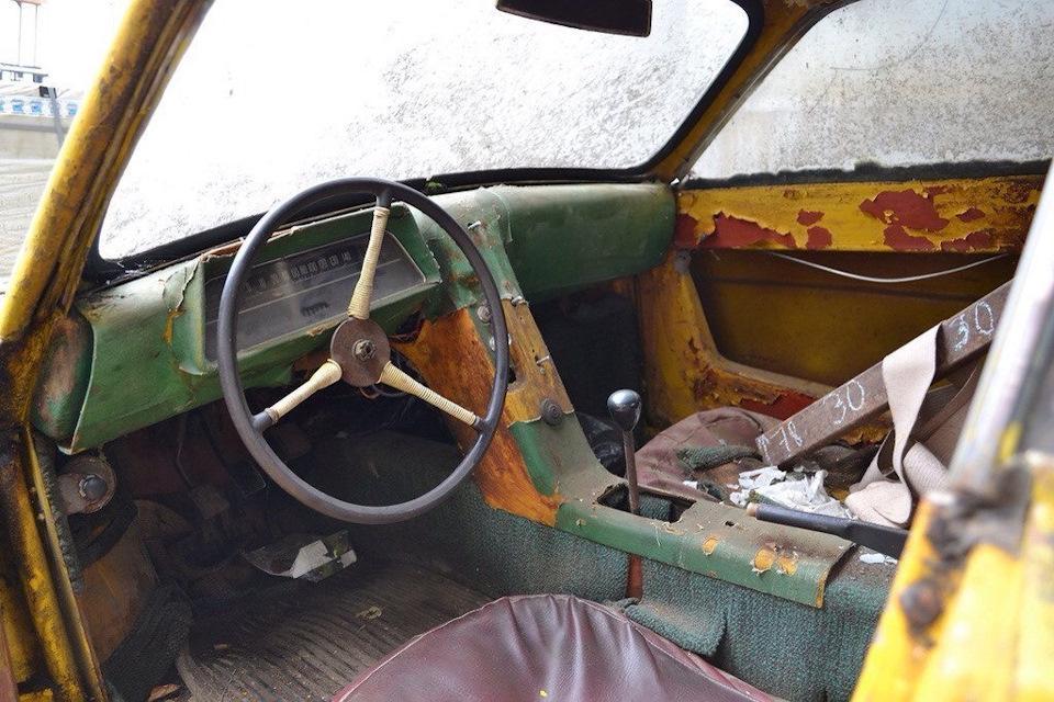 В сети опубликовали фото редкого ЗАЗ «Спорт-900»