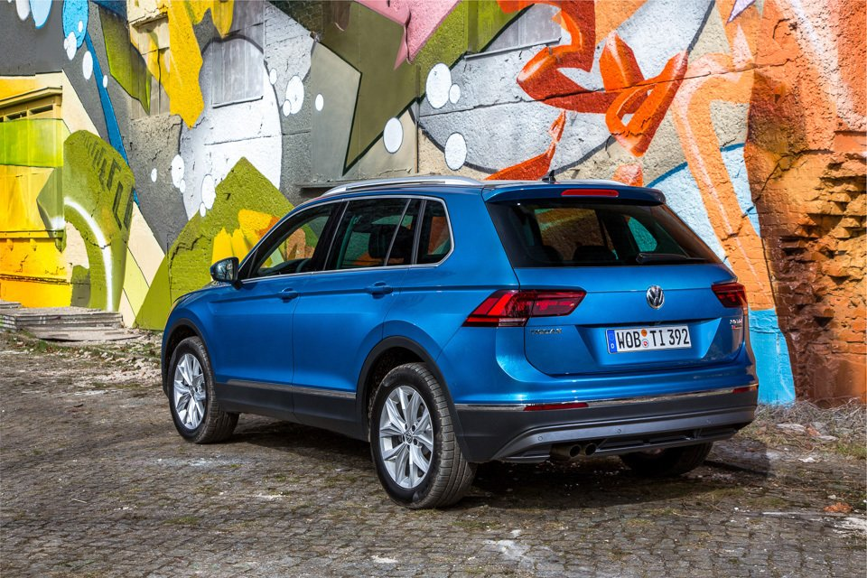 Руководитель Volkswagen случайно рассекретил внешность нового кроссовера