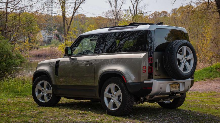 Jaguar Land Rover урегулировал патентную борьбу с Volkswagen