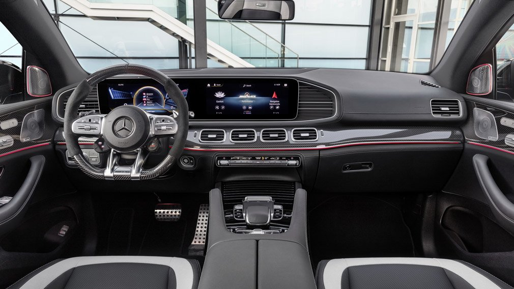 Mercedes рассказал подробности о новом AMG GLE 63 Coupe