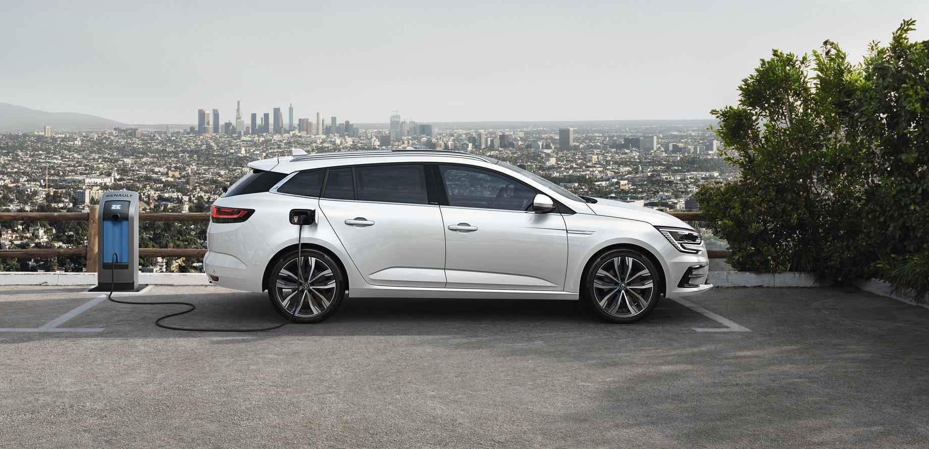 Renault привезет на мотор-шоу в Женеву таинственный электрокар Renault Morphoz