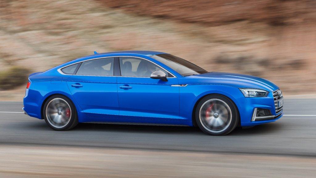 Ауди RS4 Avant иRS5 Coupe получат мотор от Порше Panamera