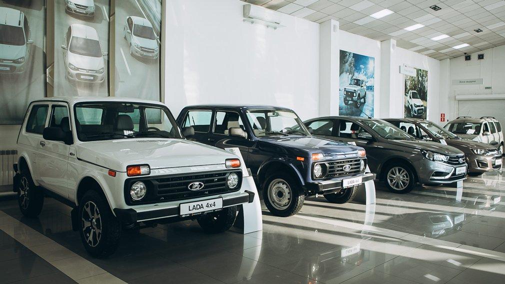 В ноябре продажи АвтоВАЗа упали на 7%