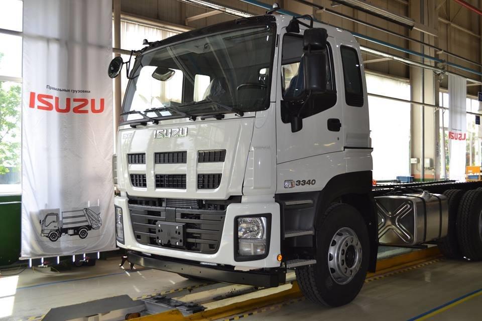 Предприятие Isuzu Rus в Ульяновске возобновило производство