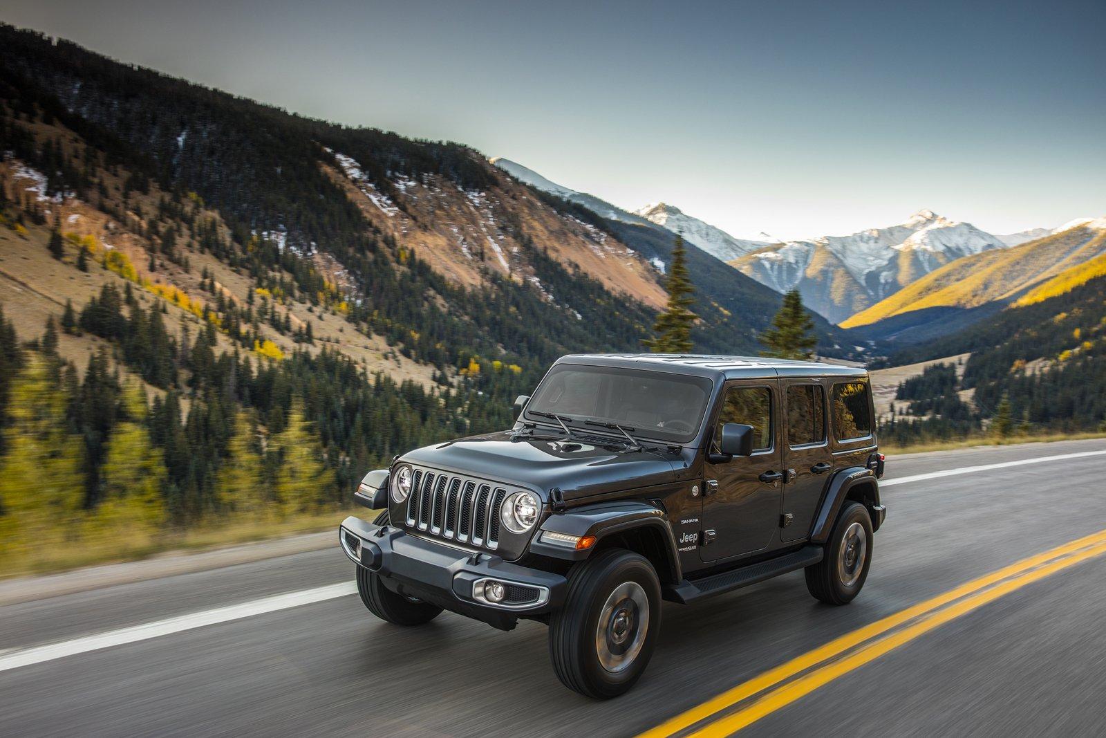 Компания Jeep уменьшила стоимость отдельных моделей