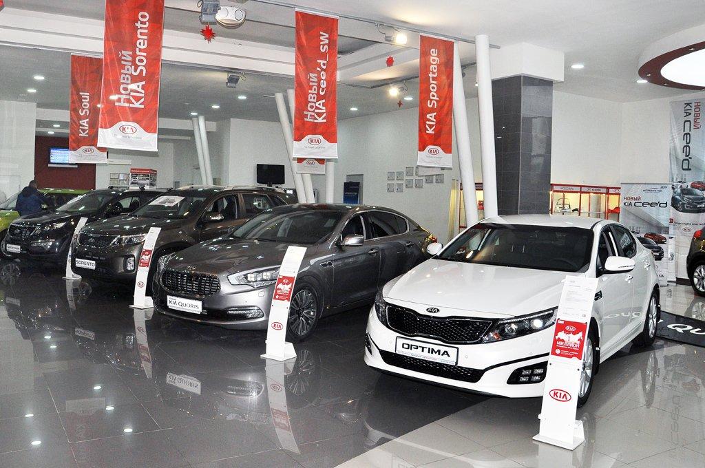 Продажи машин KIA с пробегом в феврале увеличились на 25%