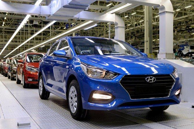 Петербургский завод Hyundai продолжит работать в одну смену