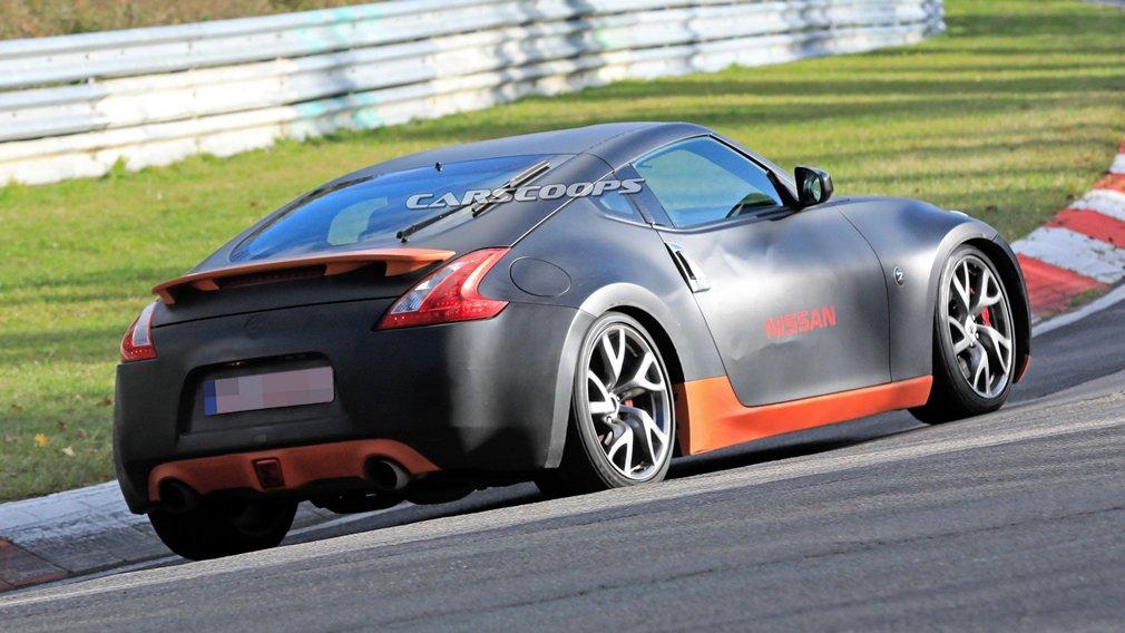 Nissan работает над спорткаром на базе Infiniti Q60