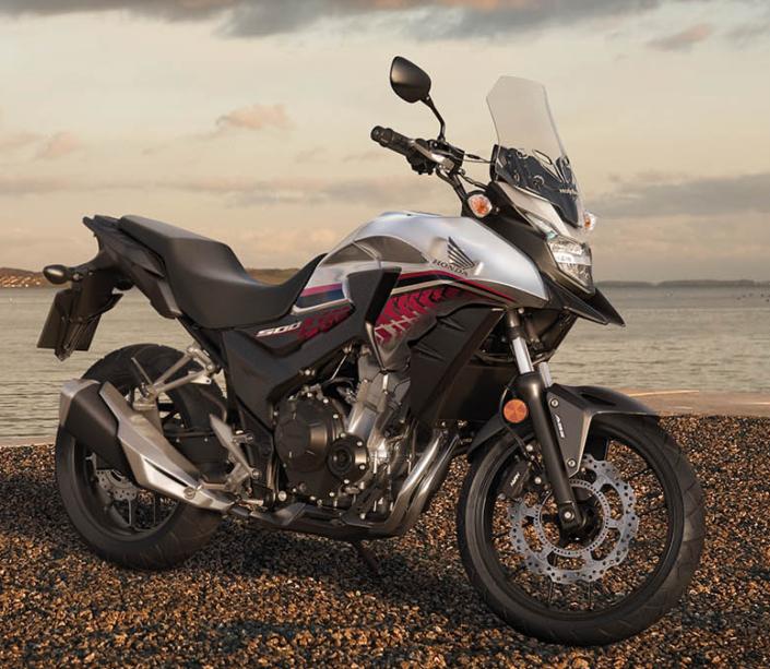 В некоторых байках Honda CB500s 2019 и 2020 годов могла произойти утечка тормозной жидкости