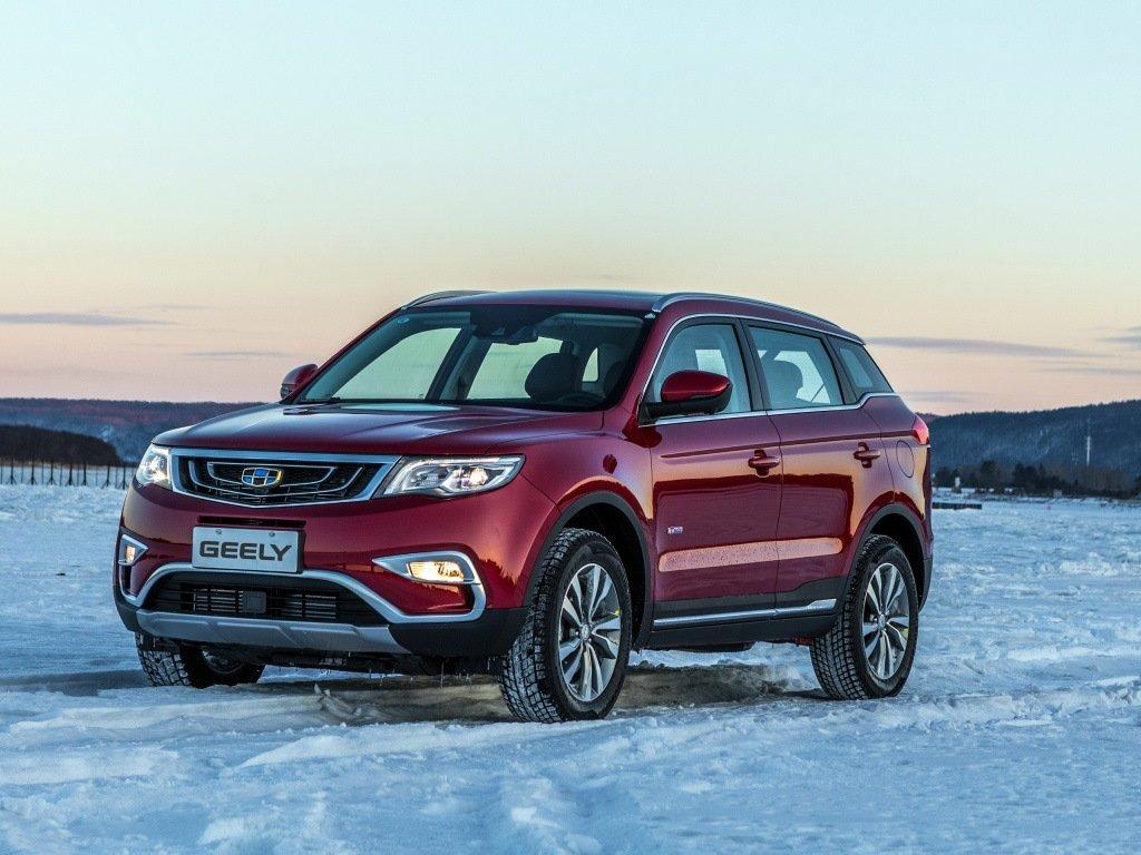 Какие китайские автомобили покупали россияне в первом квартал 2020 года