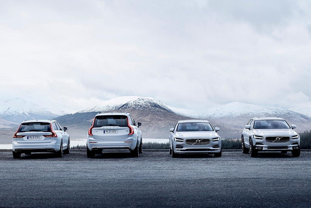Volvo может отложить рестайлинг моделей ради экономии