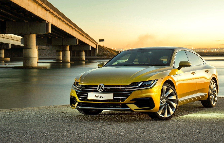 Volkswagen оснастит гибридными двигателями модели Tiguan и Arteon