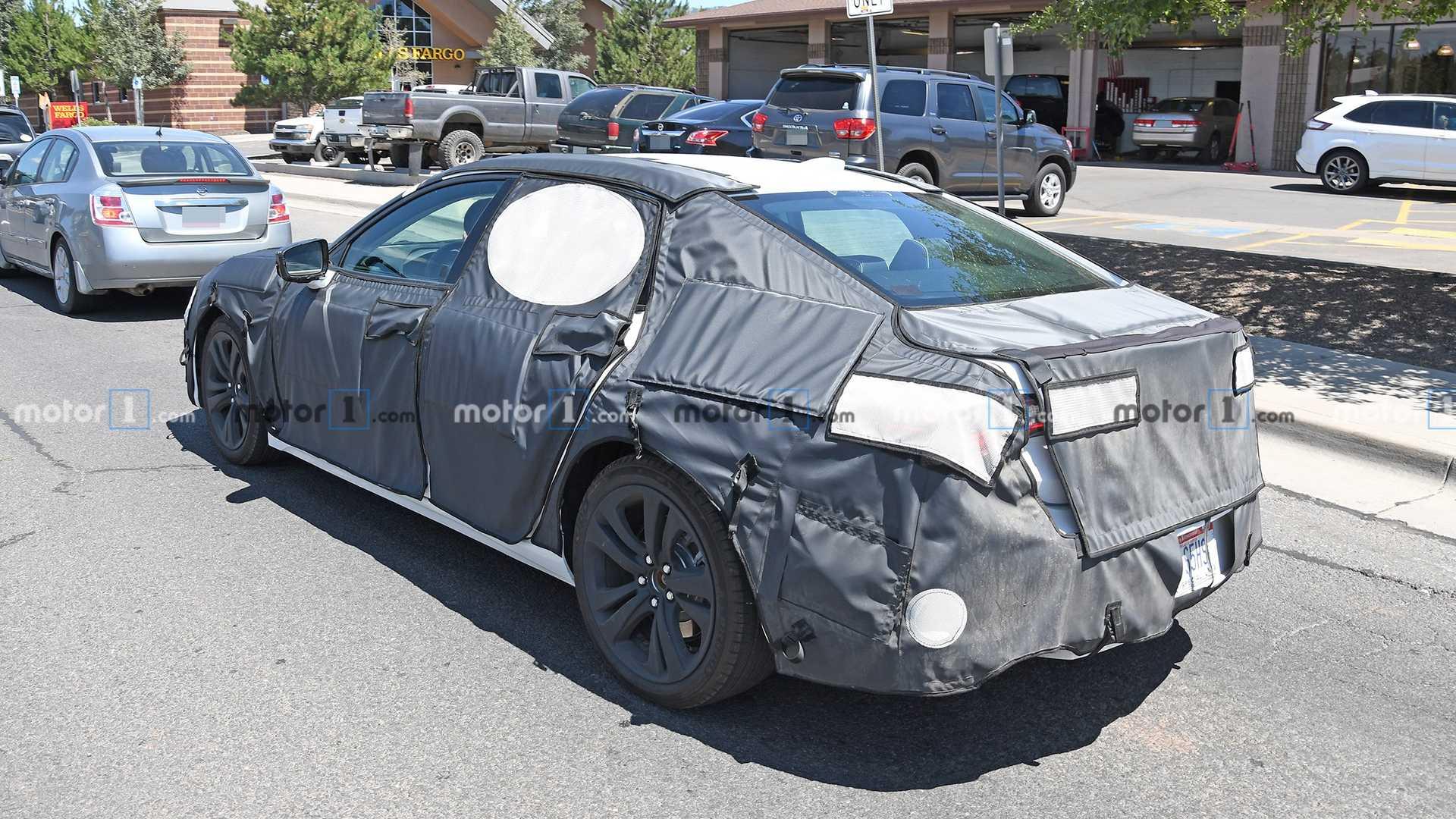 Обновленный седан Acura TLX Type S будет иметь более 300 лошадиных сил