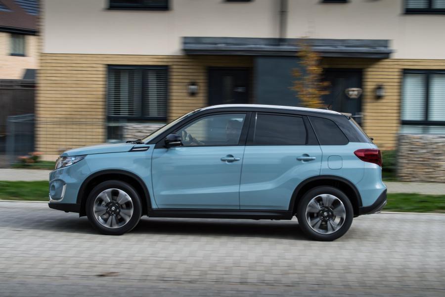 В России выросли продажи автомобилей Suzuki
