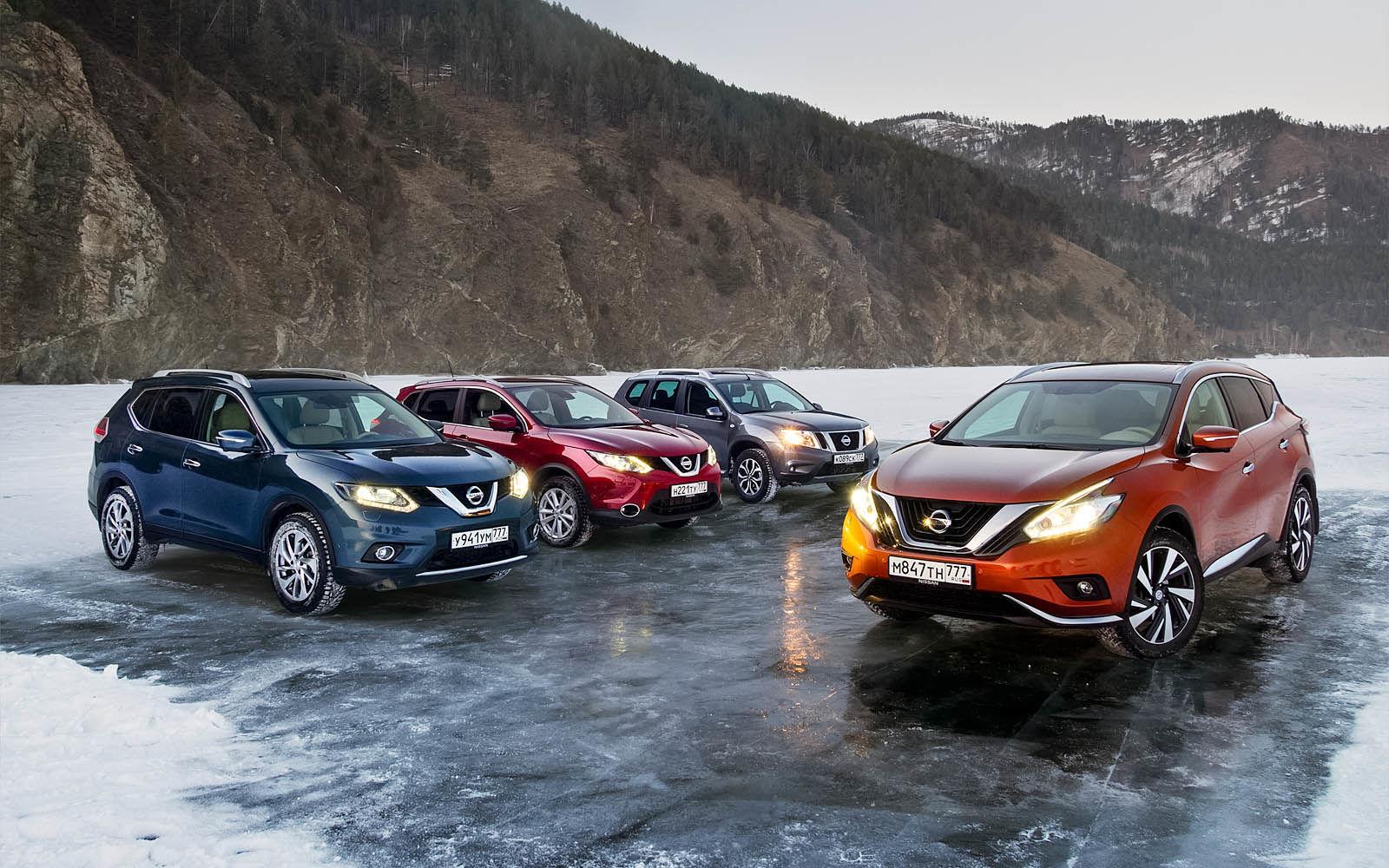 В России насчитали более 10,5 млн авто сегмента SUV
