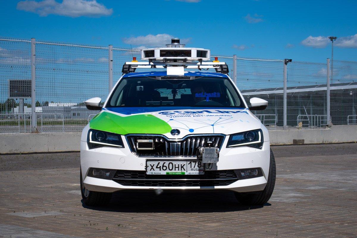 Российское правительство поддержало испытания беспилотников без водителей