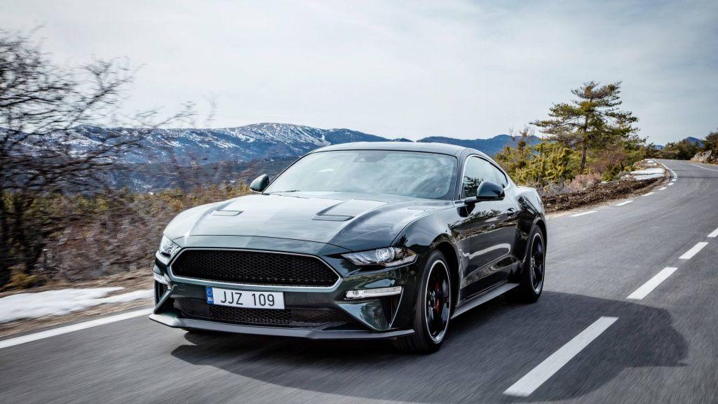 Возрожденный Форд Mustang изфильма Bullit начнут торговать вевропейских странах