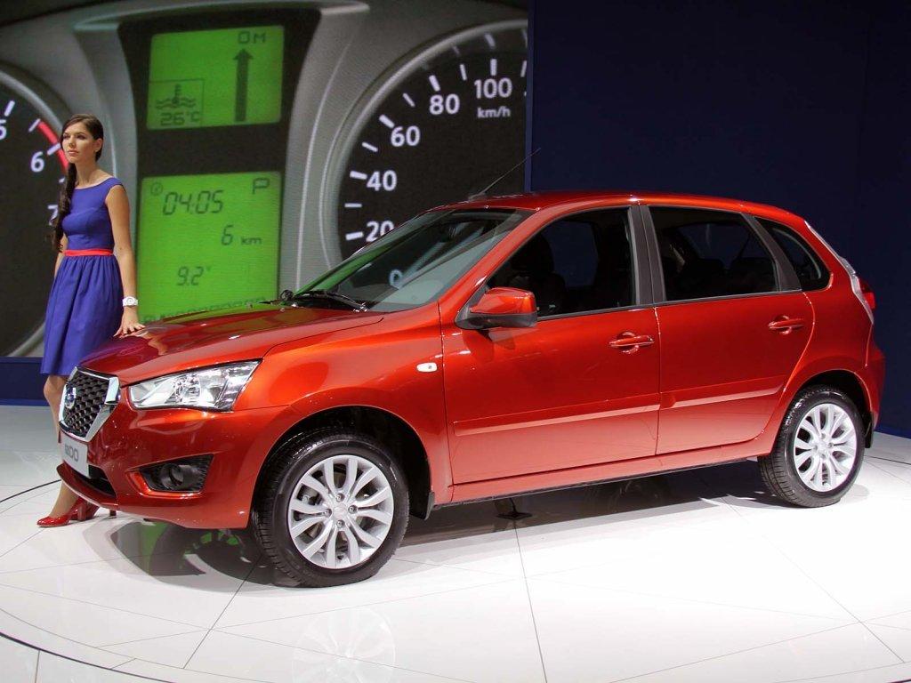 Datsun в Российской Федерации  увеличил объем продаж всередине весны  на22%