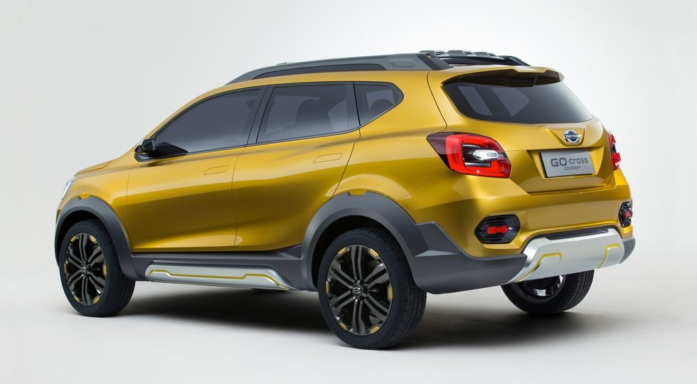 Datsun представит свой первый кроссовер вдекабре