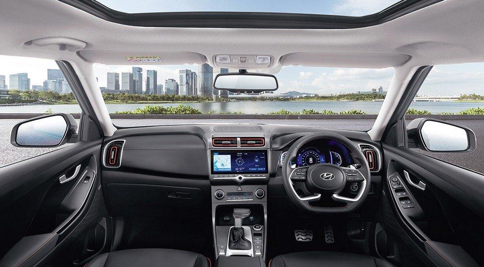 Компания Hyundai продемонстрировала новую Creta
