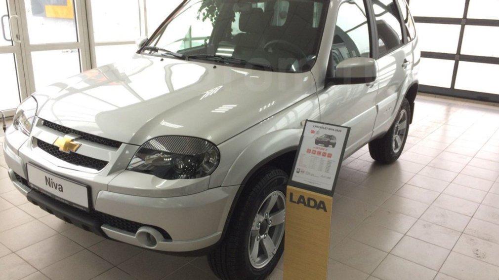 Дилеры Lada получили Chevrolet Niva