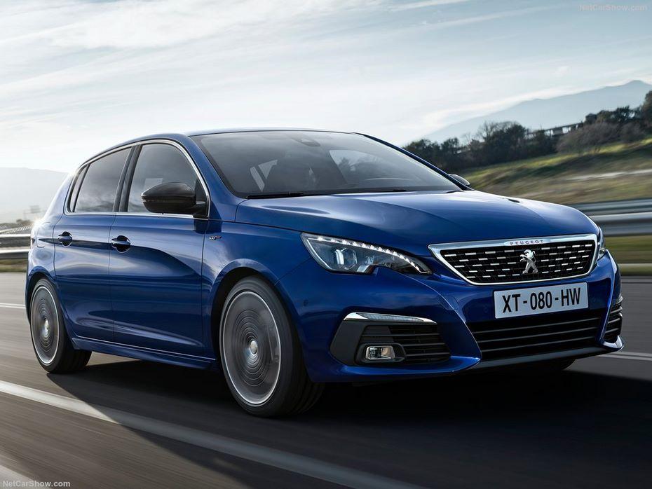 Новый Peugeot (Пежо) 308 приедет в РФ вконце осени