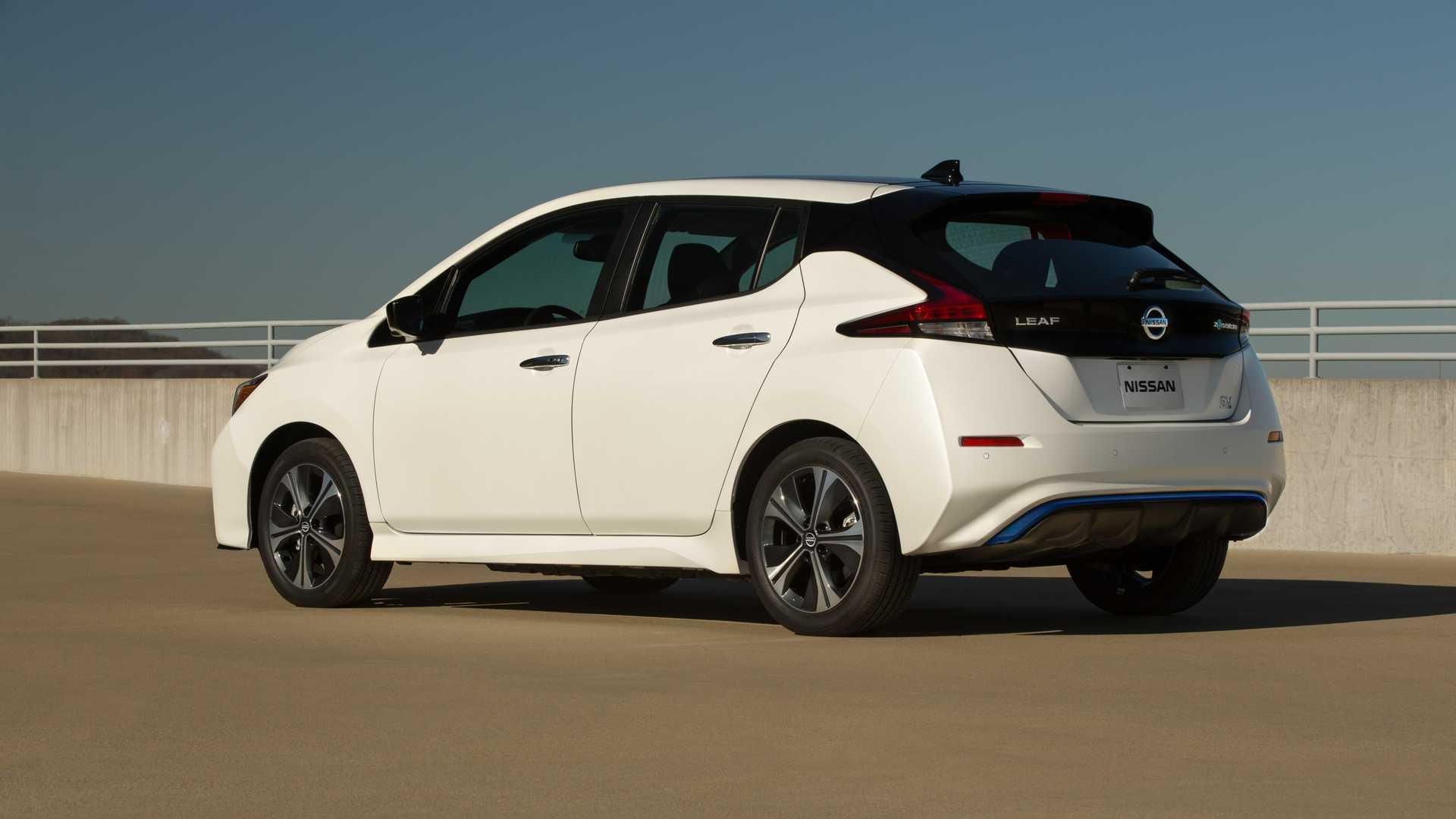 Опубликованы цены на электрический хэтчбек Nissan Leaf 2020