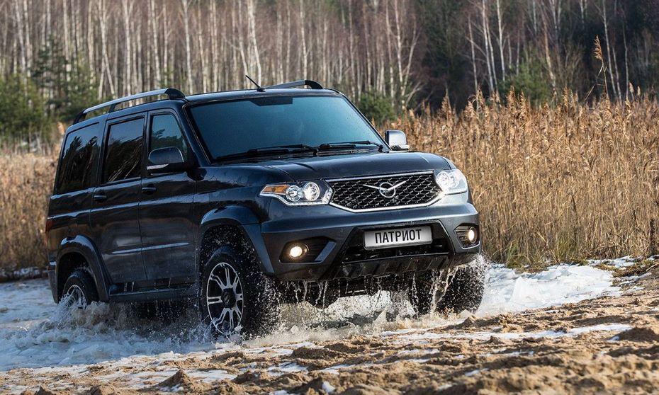 УАЗ «Патриот» получит новый 150-сильный мотор