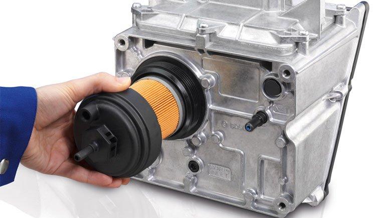 Bosch придумал новое решение для сокращения вредных выхлопов дизельных двигателей
