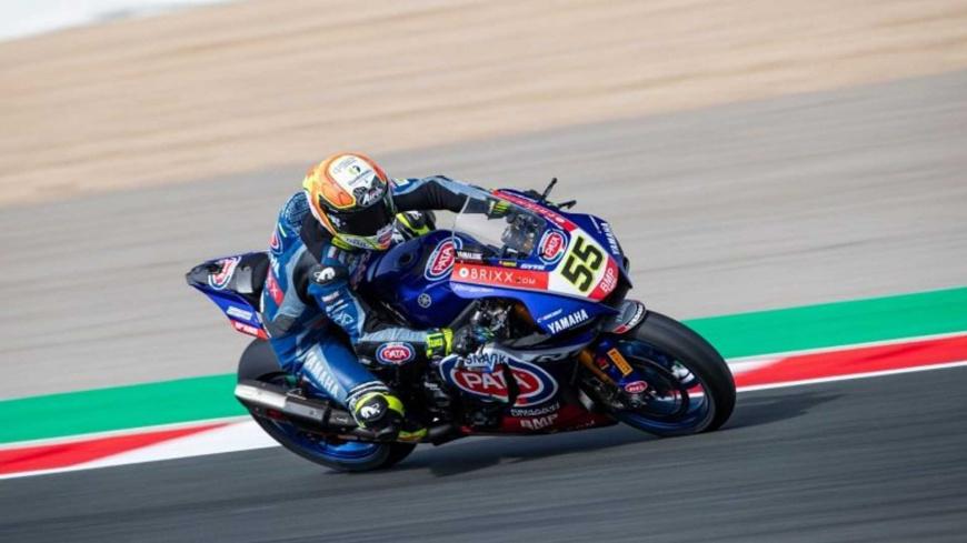 Мото-гонщик WSBK Локателли продлил контракт с Yamaha до 2023 года