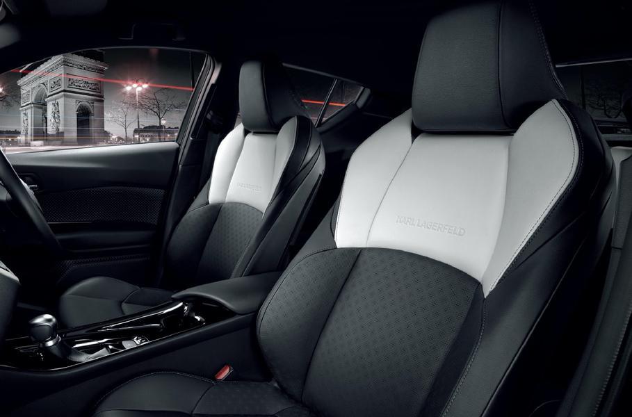 Кроссовер Toyota C-HR получил дизайнерскую вариацию