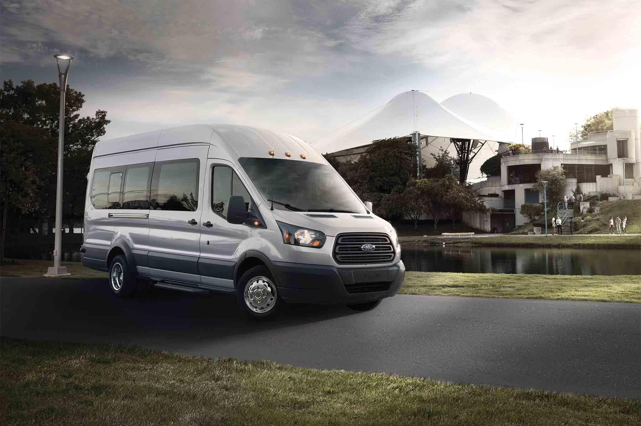 Ford Sollers увеличил экспорт модели Transit почти в 1,5 раза
