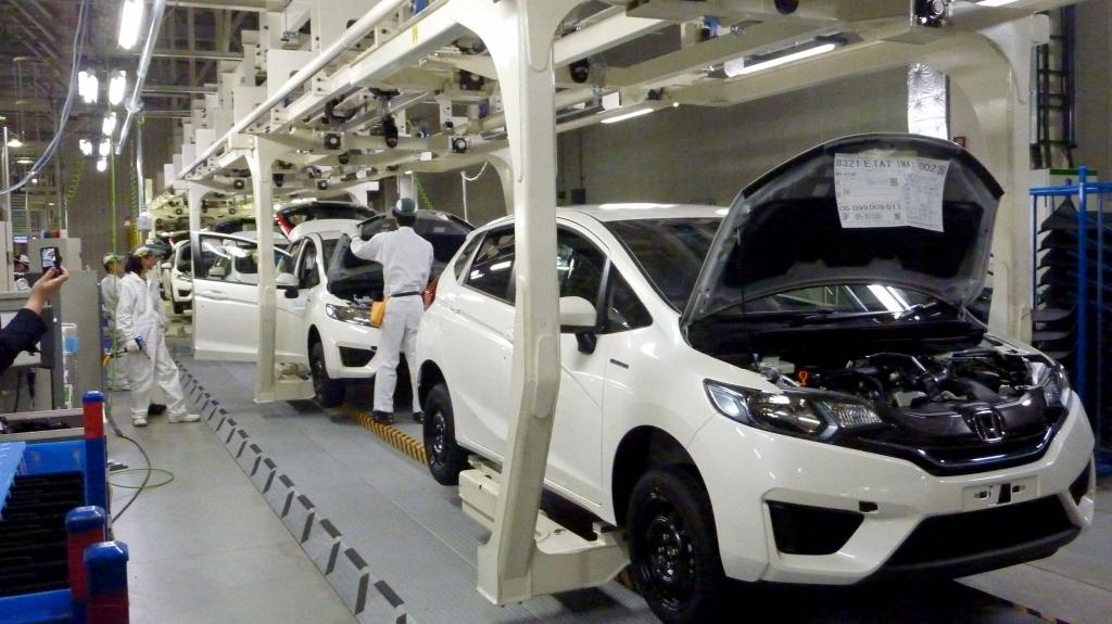 Хонда впервый раз закроет крупный завод вЯпонии