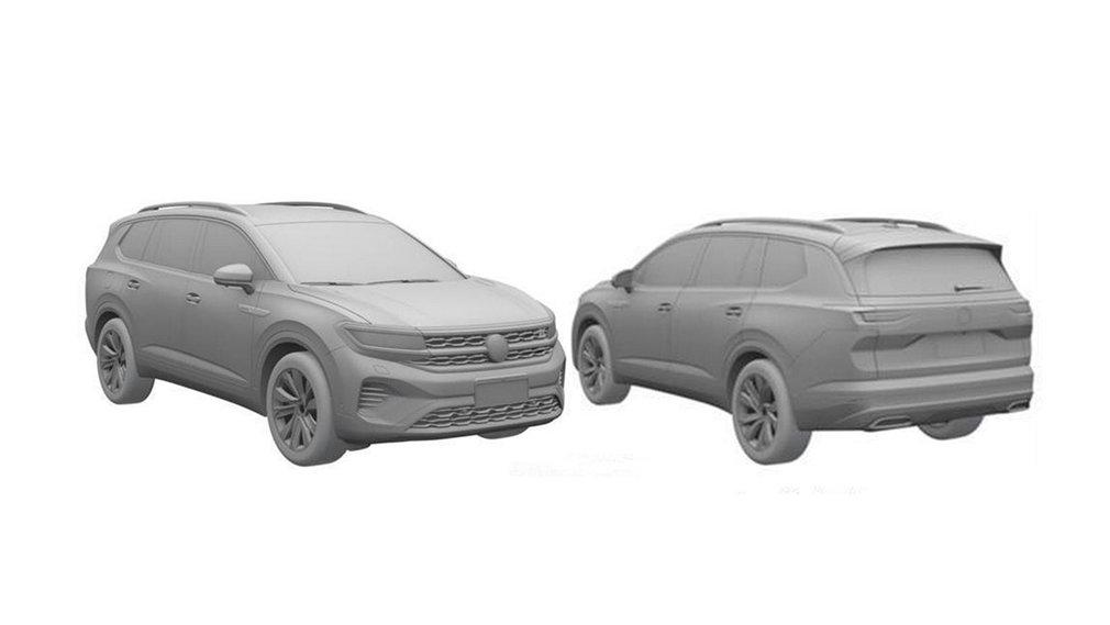 Volkswagen готовит новый флагманский кроссовер