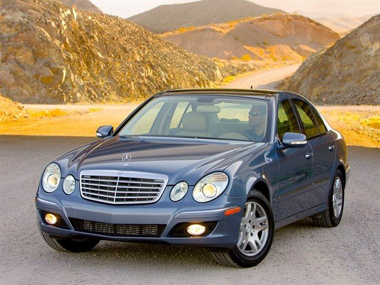 mercedes-benz e320 bluetec 2008