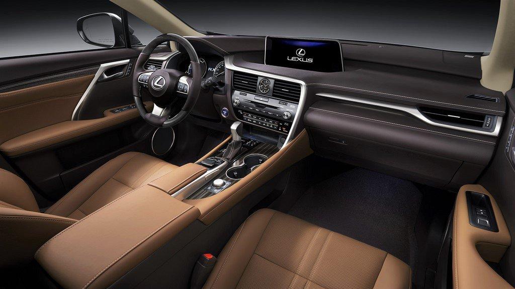 Как дорожал Lexus RX за последние два года