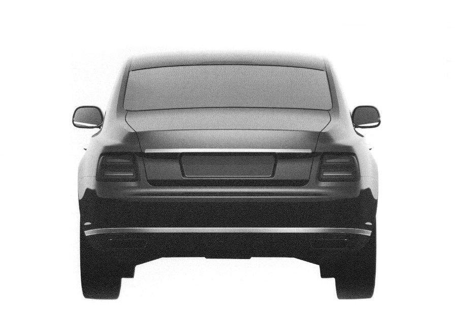 Показан заключительный дизайн седана изпроекта «Кортеж»