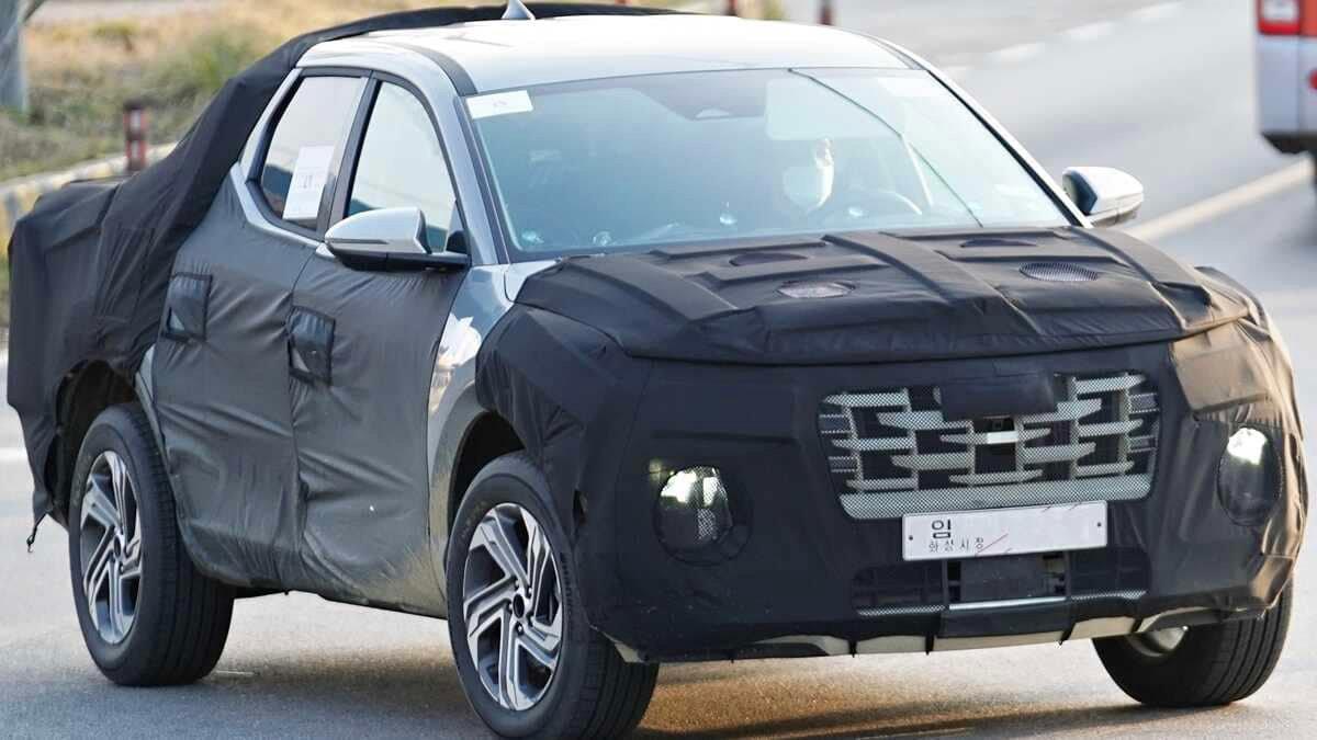 Пикап Hyundai Santa Cruz станет глобальной моделью