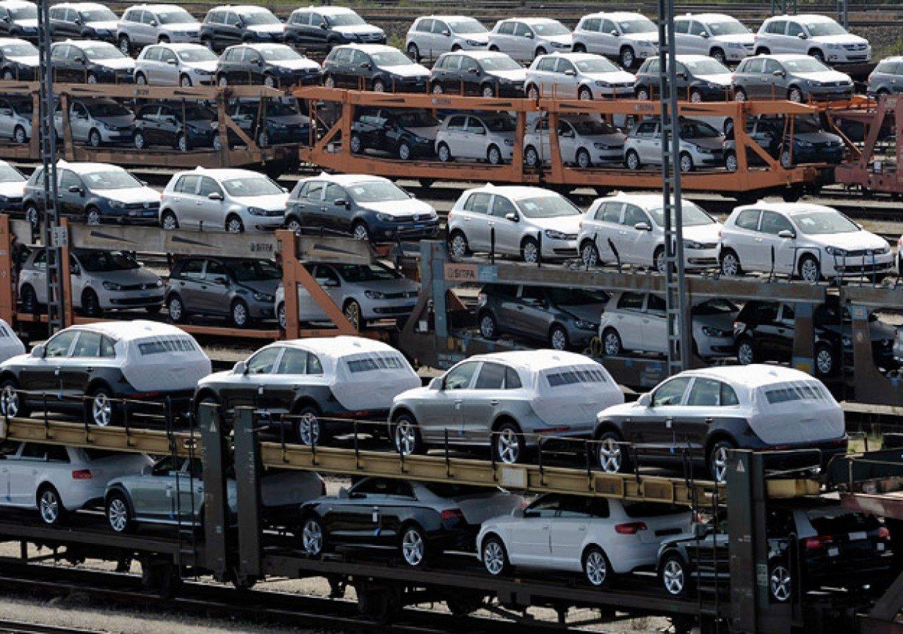 Импорт легковых машин за 8 месяцев увеличился на 6%