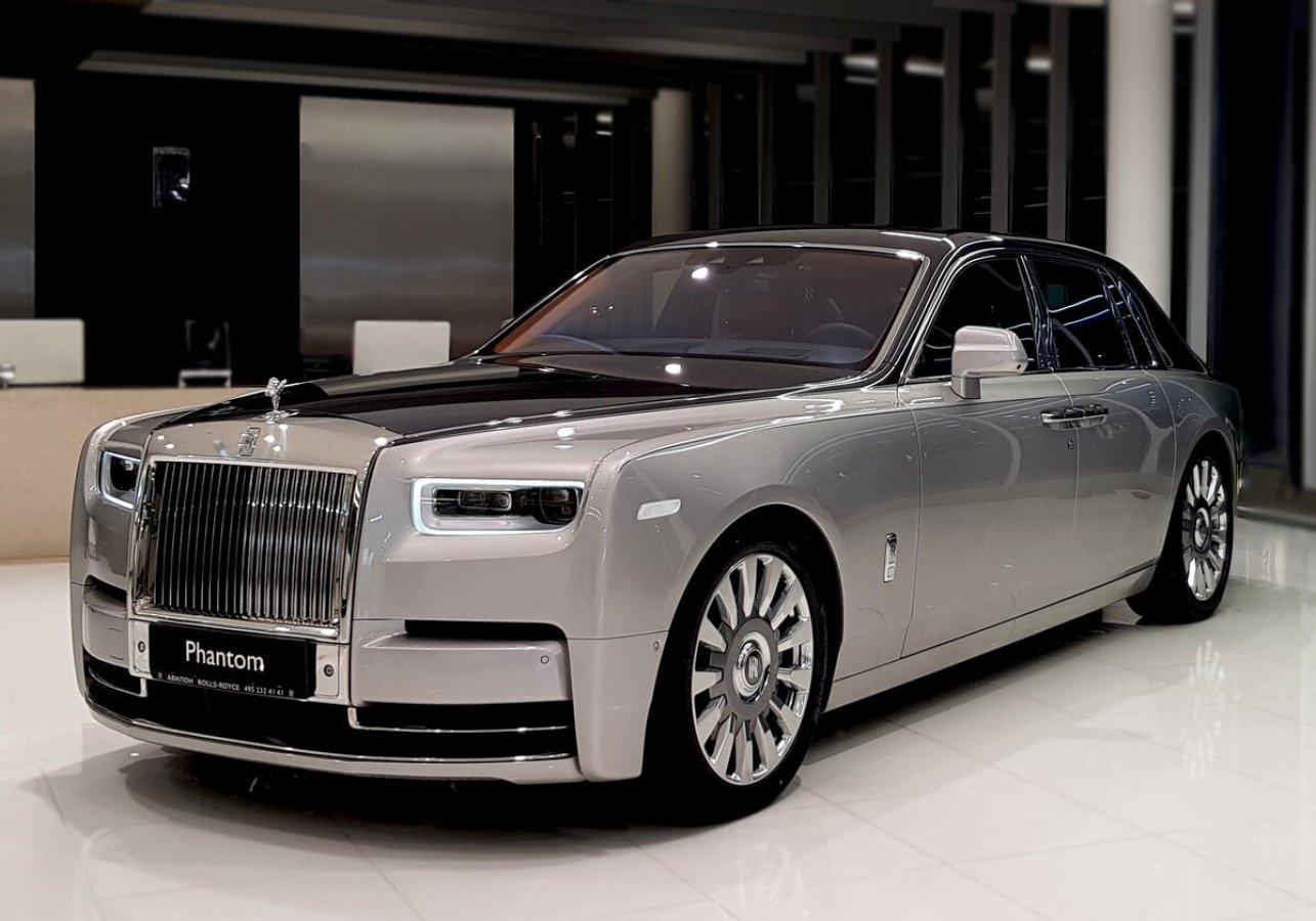 Россия лидирует по продажам подержанных Rolls-Royce