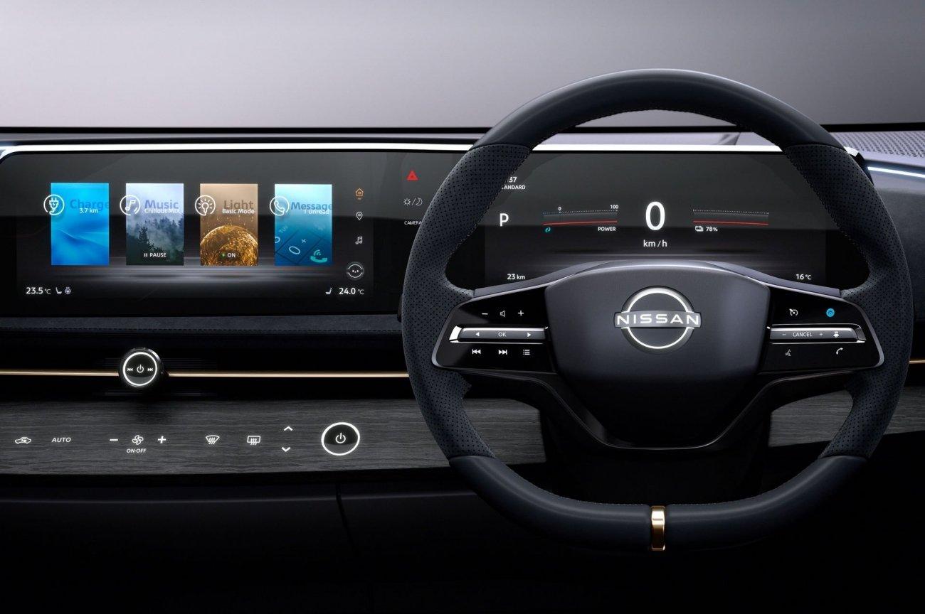 Nissan назвал 3 причины отказаться от вертикальных планшетов в авто