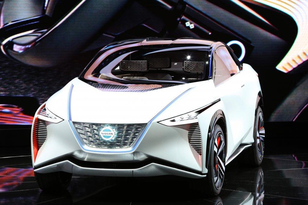 Кроссовер Ниссан Qashqai обновленного поколения будет похож наIMx Concept