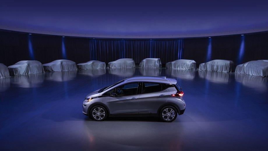 GM и LG вложат $2,3 млрд в производство аккумуляторов для электрокаров
