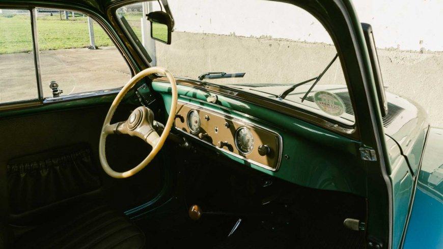 С молотка уйдет симпатичный пикап Fiat 500 C Ollearo