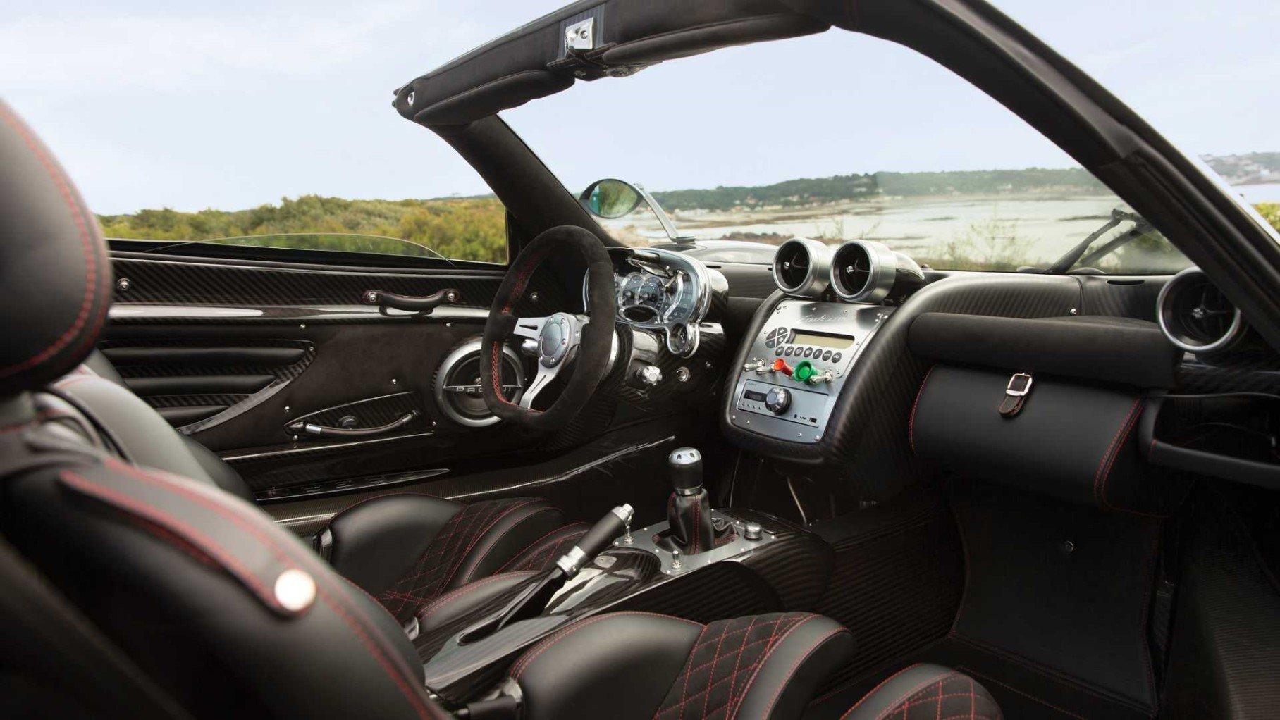 Эксклюзивный Pagani Zonda продан за 6,18 млн долларов