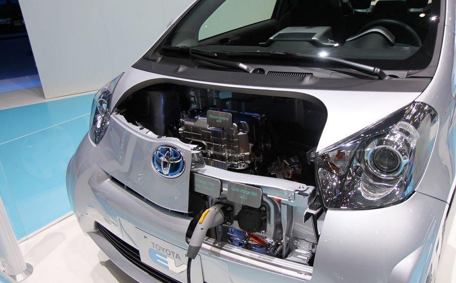 Тойота к 2025г свернет производство авто сДВС