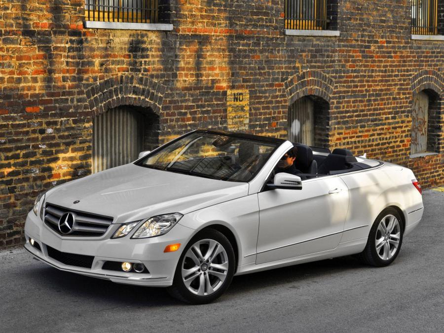 Как менялась стоимость Mercedes-Benz E-Class за последние два года