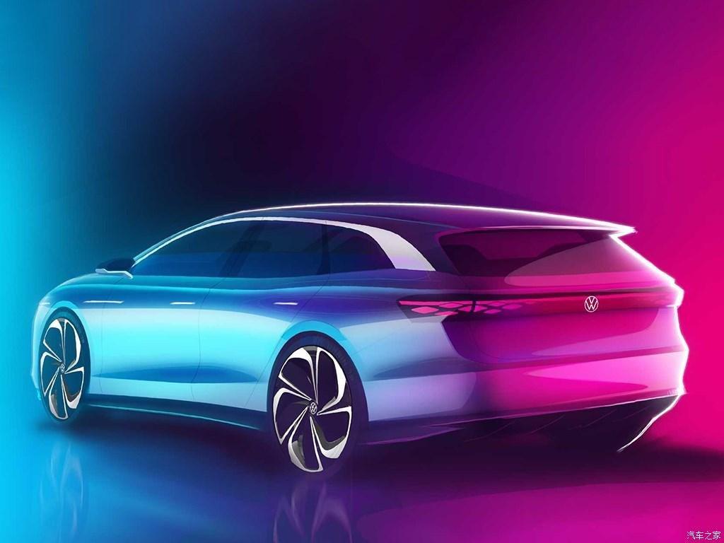 Volkswagen создал электрокар из яблочного жмыха