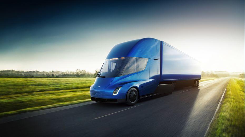 Вевропейских странах начали принимать заказы наэлетрогрузовик Tesla Semi